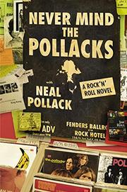 Book Cover for NEVER MIND THE POLLACKS