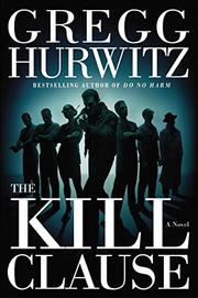 Cover art for THE KILL CLAUSE