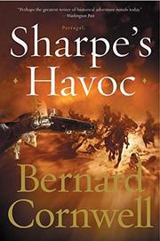 SHARPE'S HAVOC by Bernard Cornwell