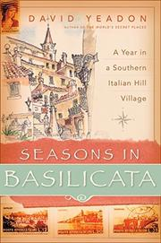 SEASONS IN BASILICATA by David Yeadon