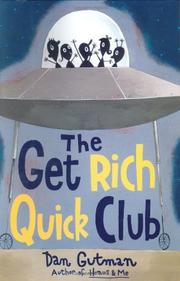 Book Cover for THE GET RICH QUICK CLUB