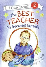 THE BEST TEACHER IN SECOND GRADE by Katharine Kenah