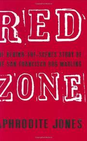RED ZONE by Aphrodite Jones