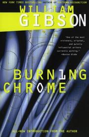 Cover art for BURNING CHROME