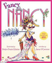Cover art for FANCY NANCY