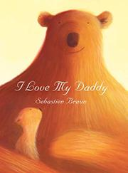 Book Cover for I LOVE MY DADDY