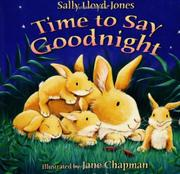 Cover art for TIME TO SAY GOODNIGHT