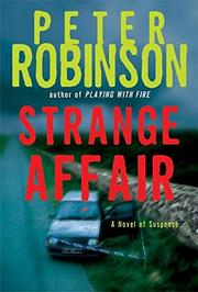 Cover art for STRANGE AFFAIR