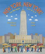 Book Cover for NEW YORK, NEW YORK!