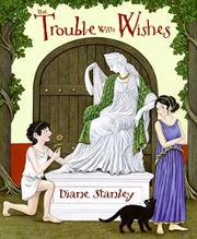 Cover art for THE TROUBLE WITH WISHES