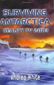 Book Cover for SURVIVING ANTARCTICA