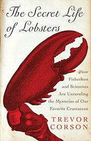 Book Cover for THE SECRET LIFE OF LOBSTERS