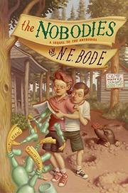 Cover art for THE NOBODIES