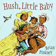 Cover art for HUSH, LITTLE BABY