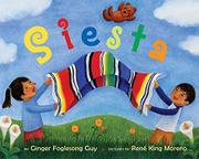 Cover art for SIESTA