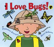 Cover art for I LOVE BUGS!