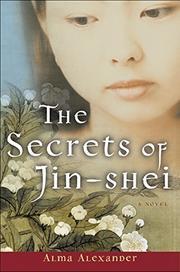 THE SECRETS OF JIN-SHEI by Alma Alexander