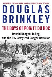 Cover art for THE BOYS OF POINTE DU HOC