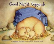 GOOD NIGHT, COPYCUB by Richard Edwards