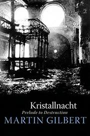Cover art for KRISTALLNACHT