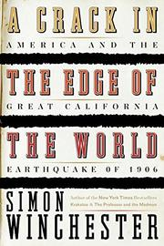 Book Cover for A CRACK IN THE EDGE OF THE WORLD