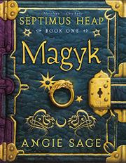 MAGYK by Angie Sage