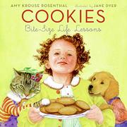COOKIES by Amy Krouse Rosenthal