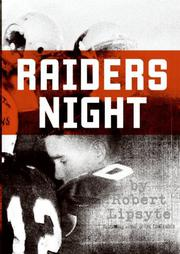 RAIDERS NIGHT by Robert Lipsyte