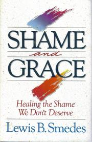 Cover art for SHAME AND GRACE