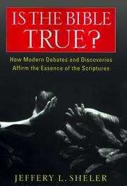Book Cover for IS THE BIBLE TRUE?