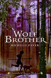 Cover art for WOLF BROTHER