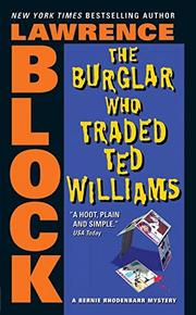 Cover art for THE BURGLAR WHO TRADED TED WILLIAMS