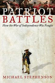 Cover art for PATRIOT BATTLES