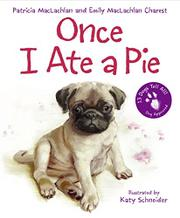 Cover art for ONCE I ATE A PIE