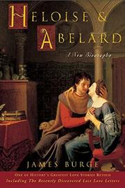 HELOISE & ABELARD by James Burge