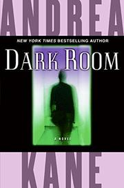 Cover art for DARK ROOM