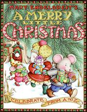 Cover art for MARY ENGELBREIT'S A MERRY LITTLE CHRISTMAS