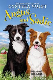 Book Cover for ANGUS AND SADIE