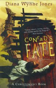 CONRAD'S FATE by Diana Wynne Jones