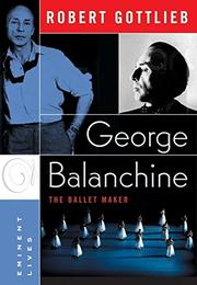 Cover art for GEORGE BALANCHINE