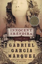 INNOCENT ERENDIRA by Gabriel García Márquez