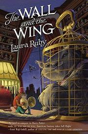 Cover art for THE WALL AND THE WING