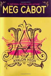 Cover art for AVALON HIGH