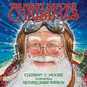 Cover art for THE NIGHT BEFORE CHRISTMAS