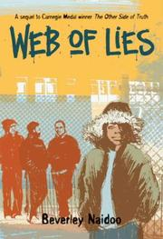 WEB OF LIES by Beverly Naidoo