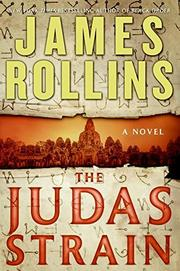 Cover art for THE JUDAS STRAIN