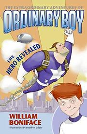 Cover art for THE EXTRAORDINARY ADVENTURES OF ORDINARY BOY