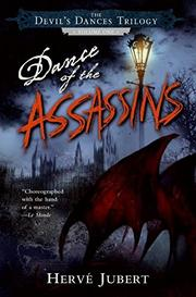 Cover art for DANCE OF THE ASSASSINS