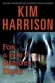 Book Cover for FOR A FEW DEMONS MORE