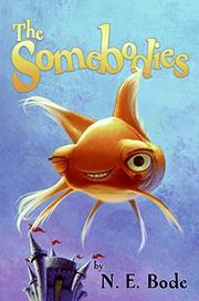 Cover art for THE SOMEBODIES